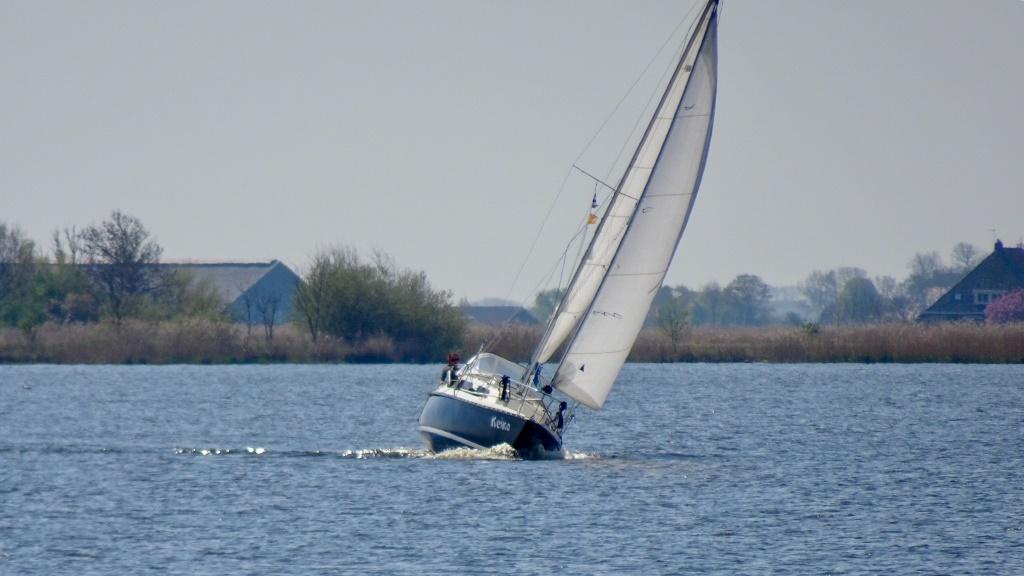 First sail 2019