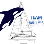 Team Willy gaat 5 dagen zeilen!! (3 t/m 7 september 2015)